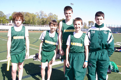 Parcells Track - 2012