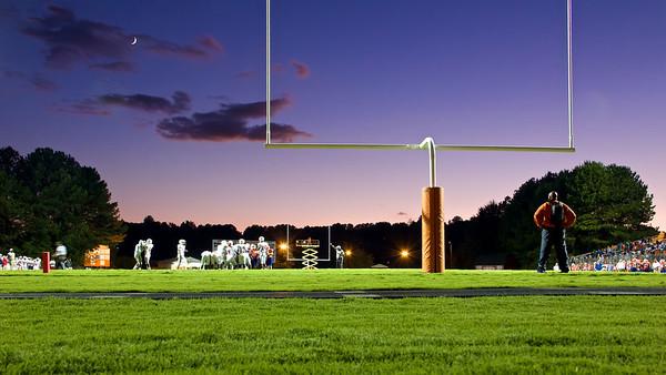 Parkview Homecoming vs Berkmar