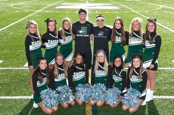 2012-2013 Zionsville Cheer