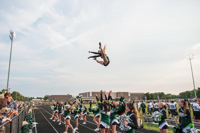 2015-2016 Zionsville Cheer