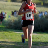 """Fairview High School's Isabelle Kennedy runs during the Pat Patten cross country invitational on Friday, Sept. 28, at Harlow Platts Community Park in Boulder. Kennedy won the race. For more photos of the event go to  <a href=""""http://www.dailycamera.com"""">http://www.dailycamera.com</a><br /> Jeremy Papasso/ Camera"""