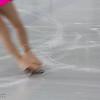 22ème coupe neuchâteloise de patinage artistique, dimanche 19 janvier 2014 à Neuchâtel, échauffement juniors