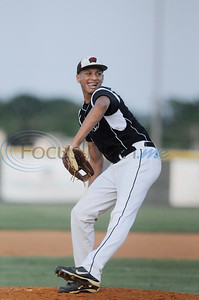 Whitehouse High School baseball team player Patrick Mahomes plays in 2012.  (photo by Herb Nygren/Tyler Morning Telegraph)