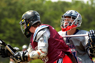 Cannons at the Summer Exposure Tournament in Annapolis