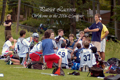 Meet the 2006 Patriot Cannons
