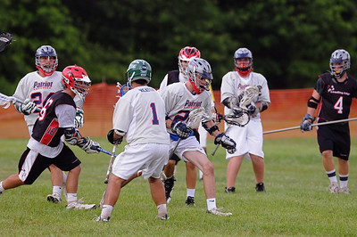 Jersey Shootout Lacrosse Tournament at Metuchen - Patriot Elite Red