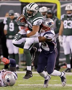 Patriots 22, Jets 17