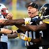 Patriots Steelers Football