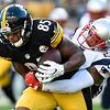 APTOPIX Patriots Steelers Football