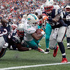 Dolphins Patriots Football