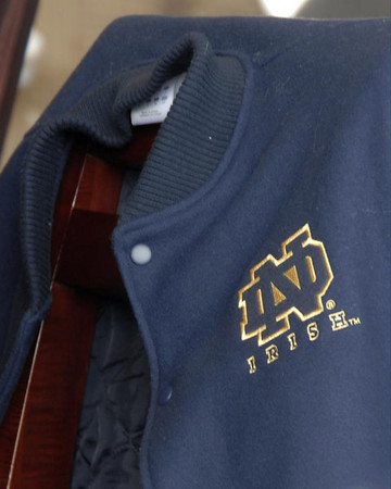 5991 Charlie Weis's jacket