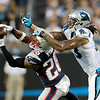 APTOPIX Patriots Panthers Football