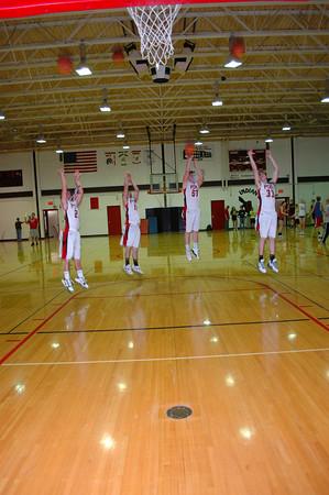Pawnee Boys Basketball MM 2011