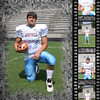 8X10 ~ 5 POSE FILM COMPOSITE  $20.00