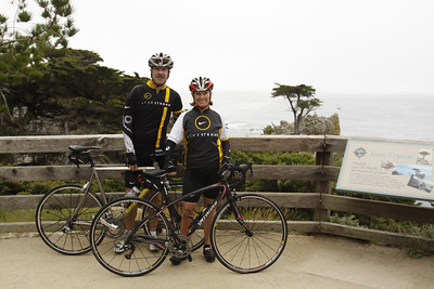2011 April Pebble Beach Cycling