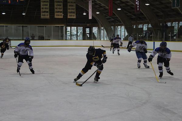 Pee Wee A1 hockey vs Southeastern 12-27-11