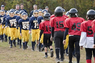 PeeWee Football 2006