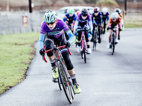 Crit Racing at Pembrey.
