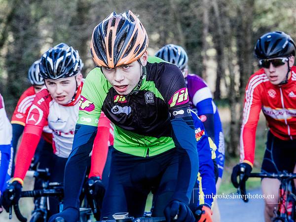 Crit Racing at Pembrey.