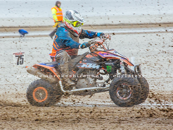 Short Track Racing, Pendine Sands.
