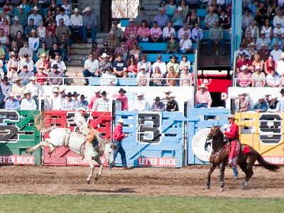 Pendleton Round Up 2007
