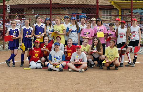 Penn Hills Girls Softball All-Star Game