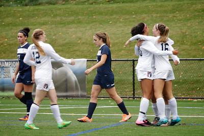 Penn State Behrend Womens Soccer vs Mt Aloysius 2015