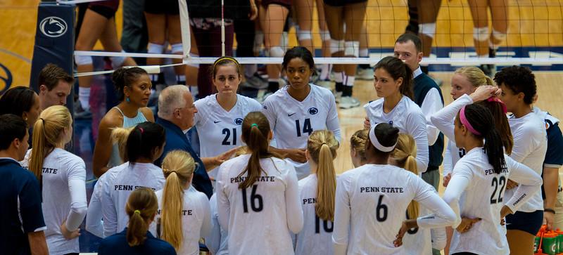 Penn State Womens Volleyball vs. Minn 9.26.15