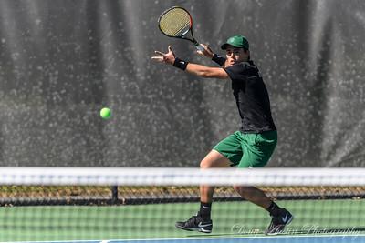Penn vs Dartmouth Men's Tennis