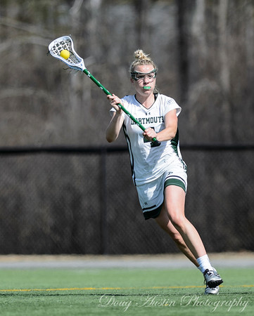 Penn vs Dartmouth Women's Lacrosse