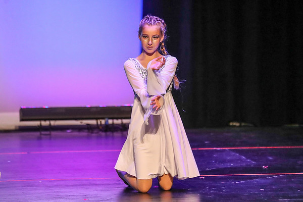 All School Dance Showcase: Resilience