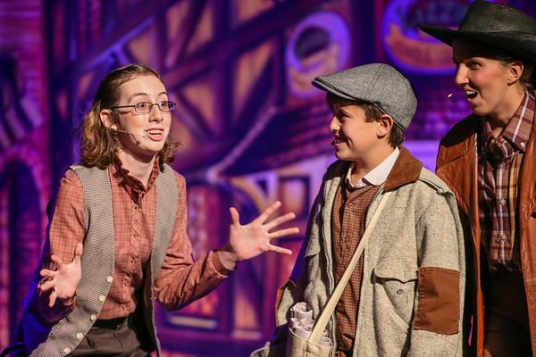"""Baker Street Irregulars, Middle School Play 2/2018"