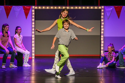 Disney's High School Musical, The Middle School Fall Musical, 2017