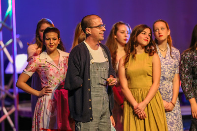 """2016 Upper School Spring Play """"Joseph and the Amazing Technicolor Dreamcoat"""""""