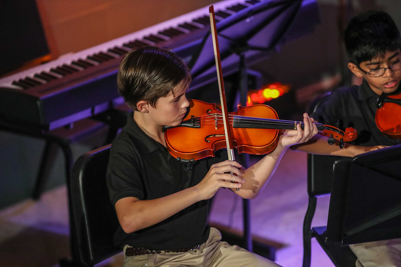 Ransom Everglades Middle School Orchestra Showcase