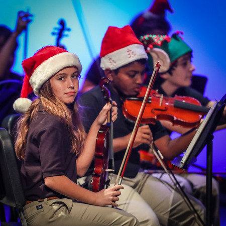 Ransom Everglades Middle School Orchestra Winter Concert