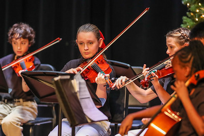 Ransom Everglades Middle School Strings Performance, 2016