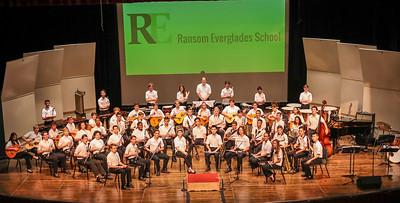 Ransom Everglades Instrumental Recital, 2016