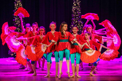Ransom Everglades Middle School Holiday Dance Show, 2016