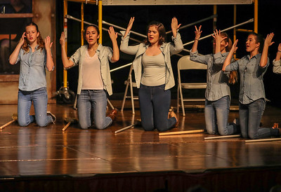 Ransom Everglades Upper School Musical, Working