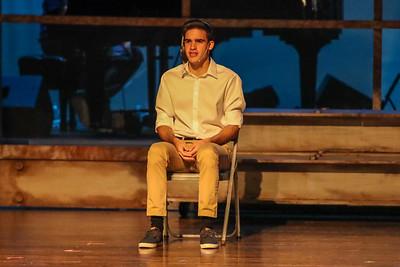 Ransom Everglades Upper School Musical, Working