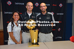NBA BASKETBALL:  SEP 17 Stephen Curry Davidson Homecoming