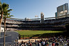 "Petco Park - View from the ""Park at the Park"".  Notice sand pit where kids can play!"