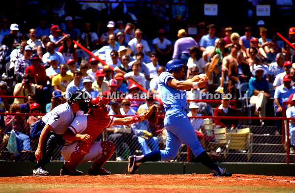KC Batter connects with ball for hit img126