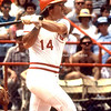 A Pete Rose hits home run img120