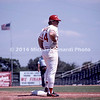 Pete Rose at 3rd base img122