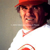 A Pete Rose in dugout img111