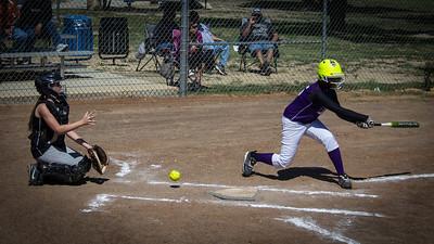 Hannah blocks a third strike