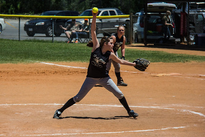 Jessica gets the start from the mound
