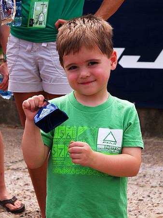 Boy with Cow Bell